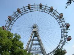 Big Wheel in Vienna